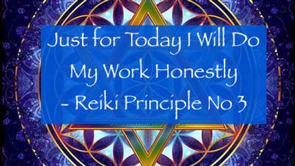 Certified Usui Reiki Master via In-Person