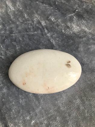 Scolecite Pebble