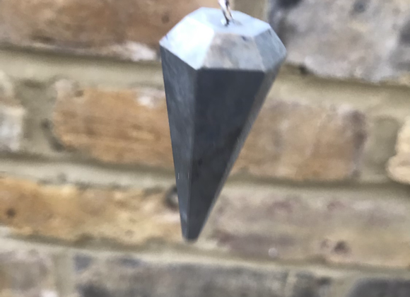 Pyrite Pendulum Crystal