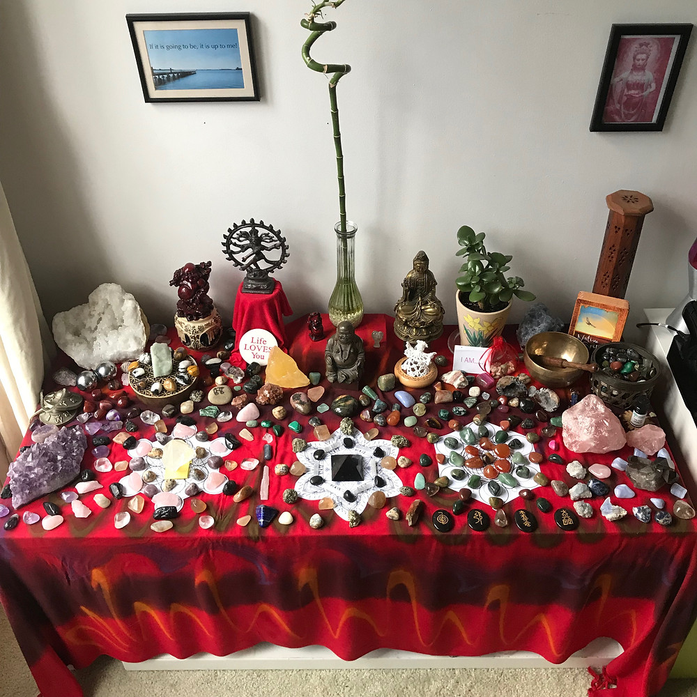 Handserenity Altar