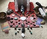 handserenity-House-cleanse-crystal-grid.