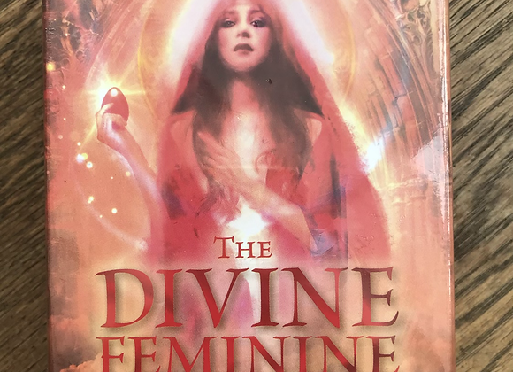 Divine Feminine Oracle Deck by Meggan Watterson