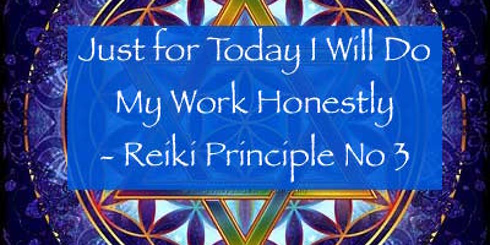 Certified Usui Reiki Level II - 1 Day