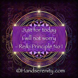 Certified Usui Reiki I via In-Person