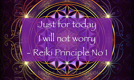 Certified Usui Reiki I via In-Person