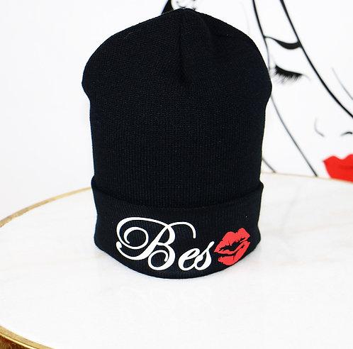 Beso Brand Beanie