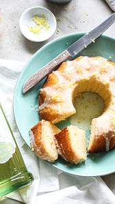 Olive Oil & Lemon Cake - Bertolli Australia