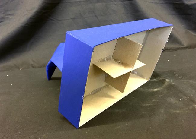 Kartonskulptur