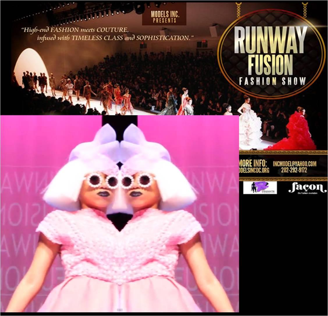 Runway Fusion show 2013