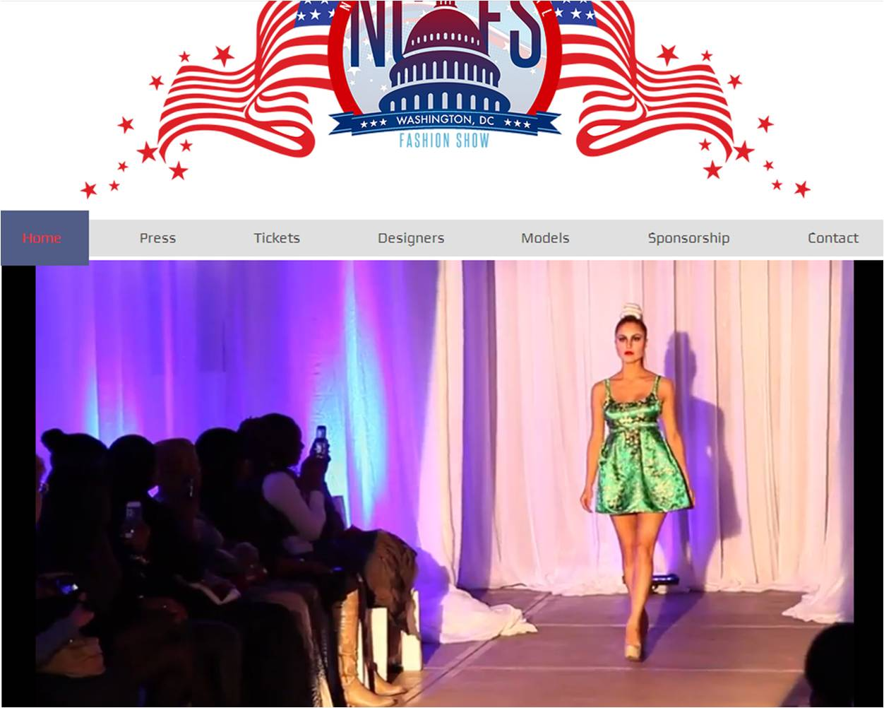 Nation's Capital fashion show