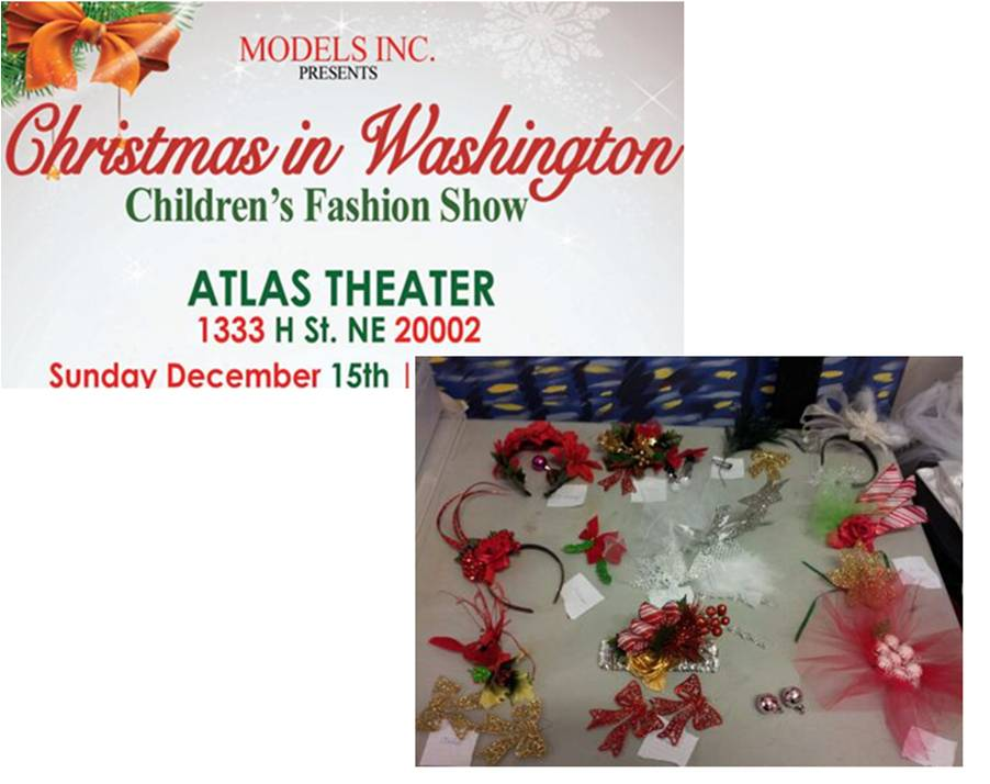 Christmas in Washington show