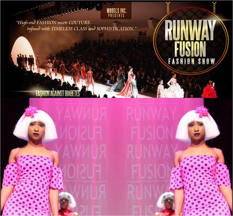Runway Fusion Fashion Show