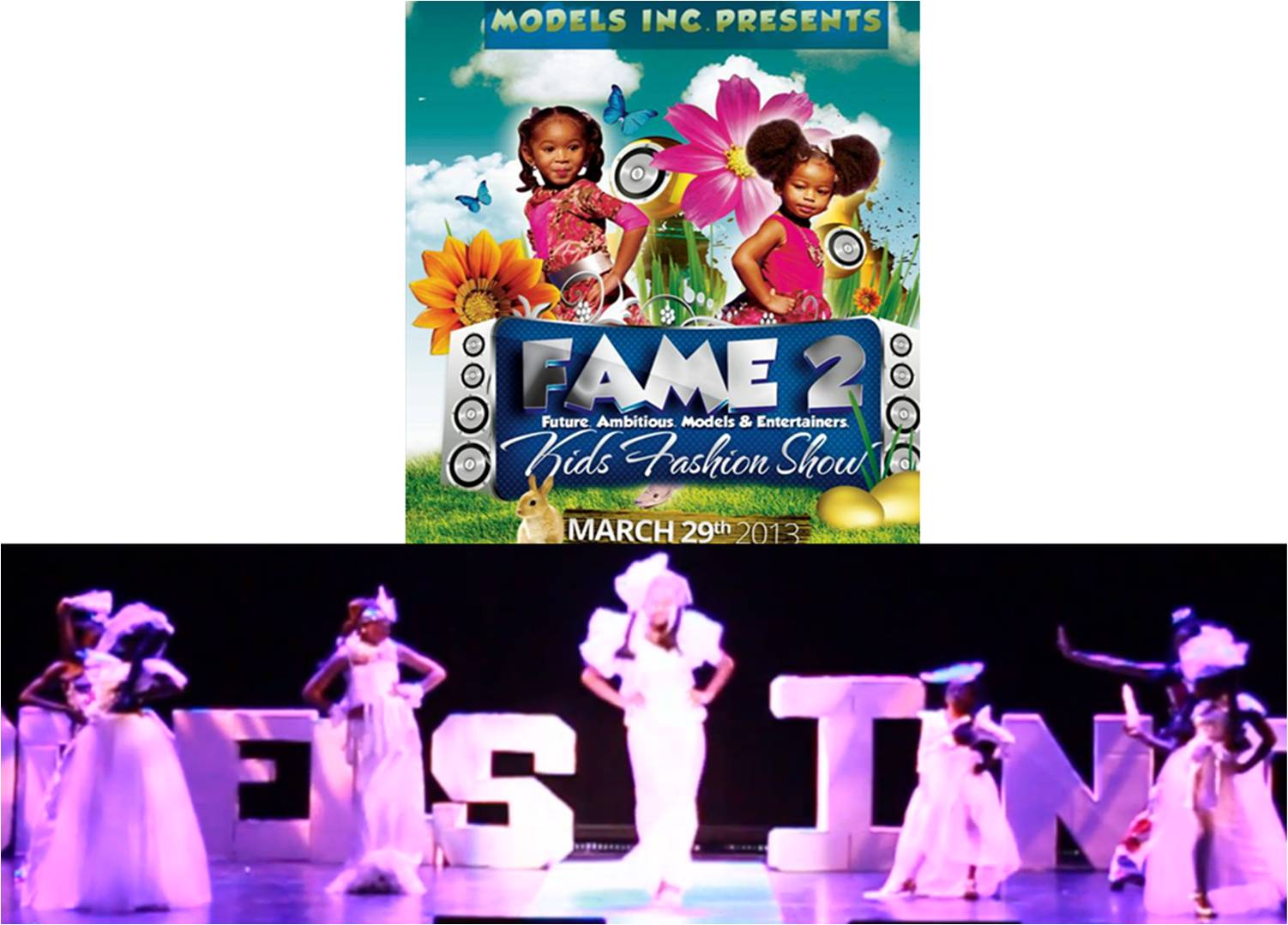 Fame 2 Kid show