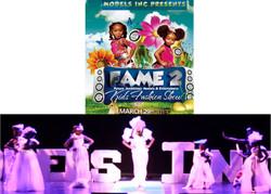 Fame 2 Kid show