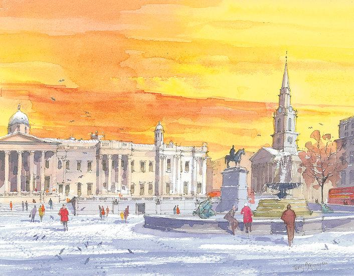 CL22 Trafalgar Square