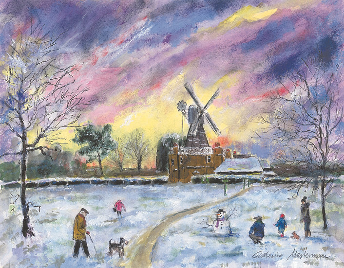 CH12 The Windmill, Wimbledon Common