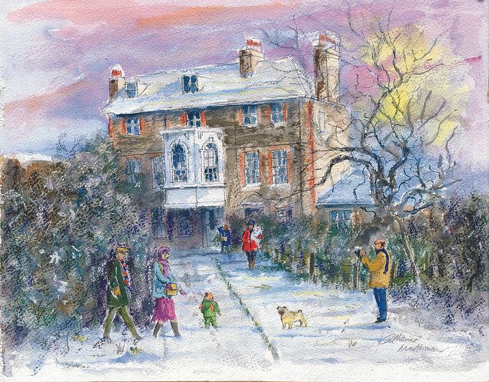 CK14 Hogarth's House, Chiswick