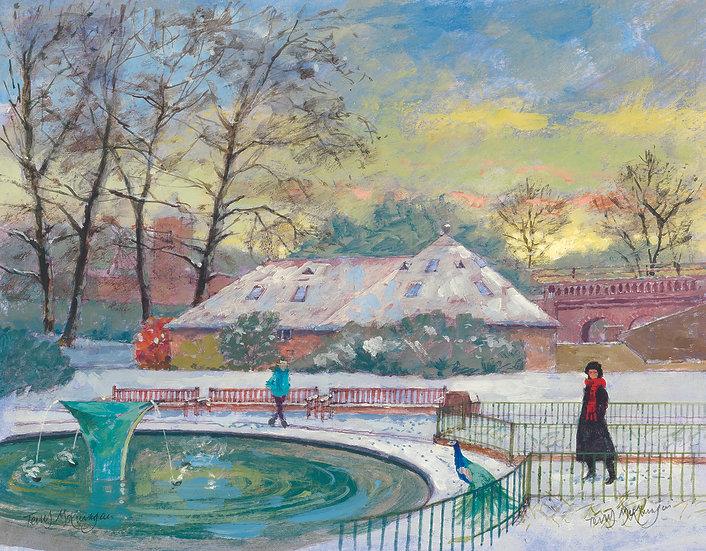 HO2 The Ice House, Holland Park