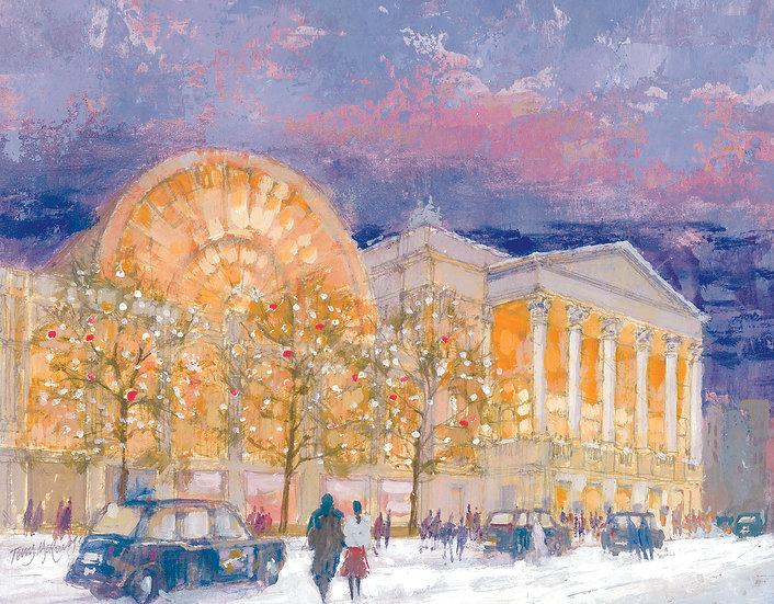 CL3 Covent Garden Opera House