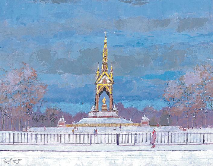 KE8 Albert Memorial