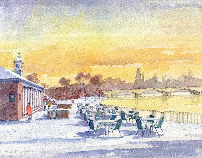 KE15 Serpentine Cafe, Hyde Park