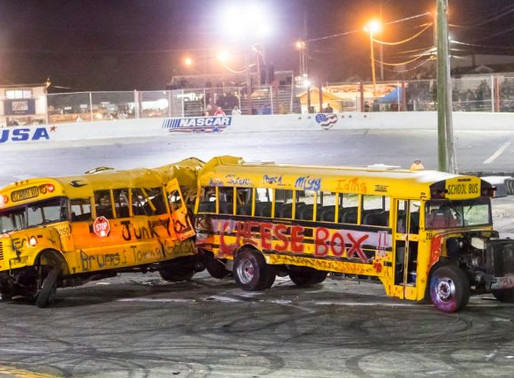 Mayor Has No Answers for Embezzled School Busses