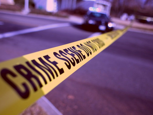 CITY ERUPTS OVER MAYOR'S MURDER