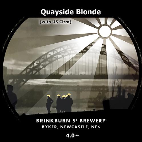 Quayside Blonde