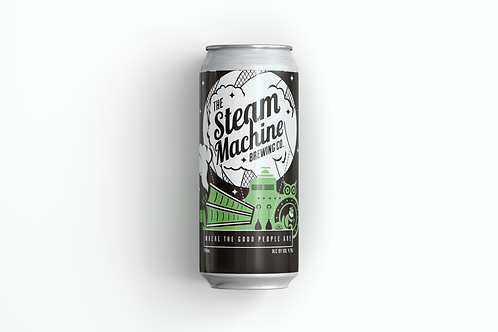 WHERE THE GOOD PEOPLE ARE - THE STEAM MACHINE (ABV 4.1%)