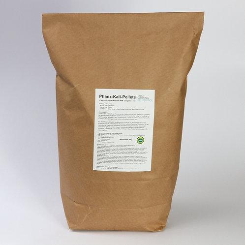 Pflanz-Kali-Pellets - organisch-mineralischer Dünger