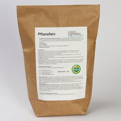 Pflanzfein - organischer Dünger