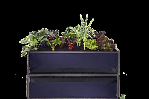 Hochbeet / Pflanzkasten Noocity Growbed für Balkon und Terrasse mit Wasserreservoir / Wasserspeicher