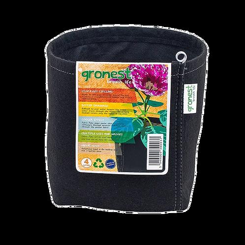 Gronest Pflanzstofftopf - 4 Liter