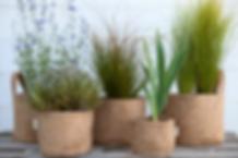 UGroBag - Jutentopf - Home Farming Solutions - Balkon- und Terrassengestaltung - Stadtgarten - Urban Gardening