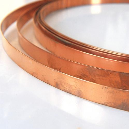 Schneckenschutzband inkl. Kupfernägel - pro Laufmeter