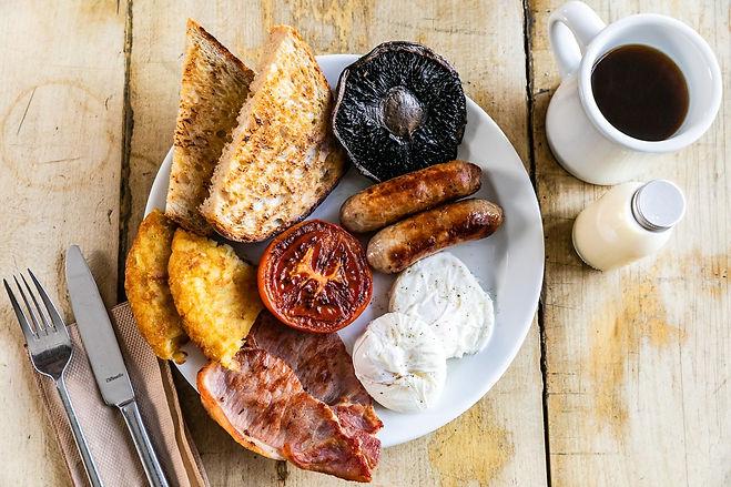 The Breakhouse Cafe big breakfast