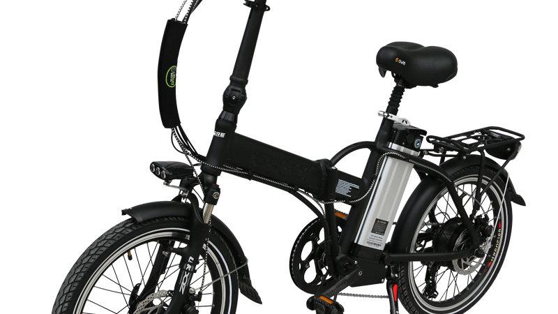 Unisex Fold Up Bike - Evolve