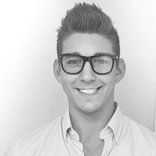 Gavin Grimwood - Field Service Coordinator