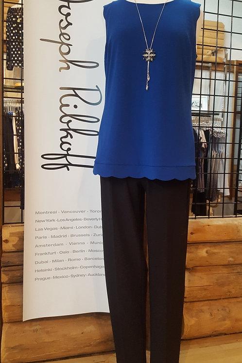 Azure Blue Cami - Style Joseph Ribkoff