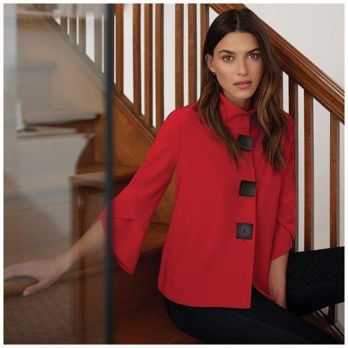 Lipstick Red Jacket