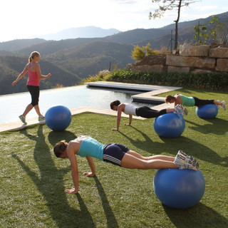 Fitness Holiday Spain