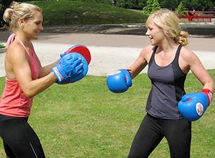 Sarah training.jpg