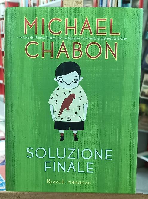 Soluzione finale - Michael Chabon