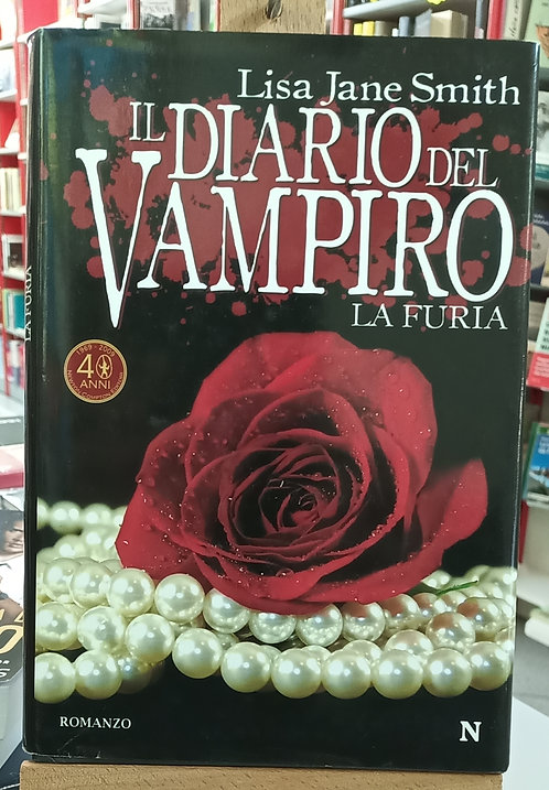 Il diario del vampiro La furia - Lisa Jane Smith