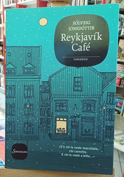 Reykjavìk café - Sólveig Jónsdóttir