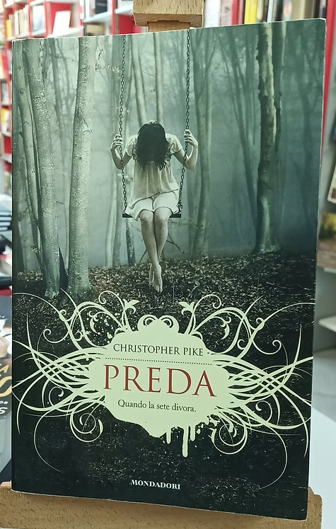 Preda - Christopher Pike