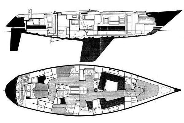 Plan interieur Vénus