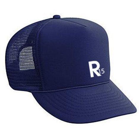R15 - YOUR OCEANS BLUE - HAT