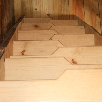 Pomme De Pin Stairs