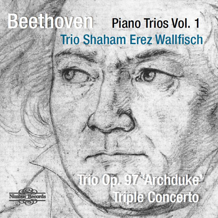 Beethoven: Piano Trios Vol. 1